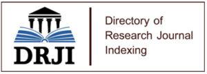 DRJI indexing logo